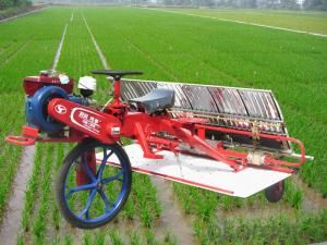 shifeng ingenious series of ride-type rice transplanter
