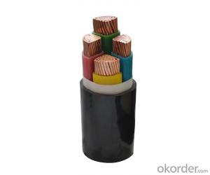 6/6kv,6/10kv single-core XLPE insulated PVC sheathed power cable(YJV,YJLV)