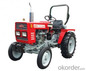 wheel tractor for argriculture reasonable price TE200E