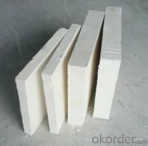 Thermal Insulating Ceramic Fiber Board supplier