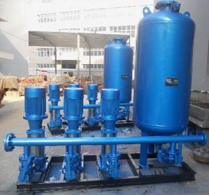 Centrifugal Water Pump with Diesel Engine for Pump Station