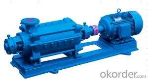 Boiler Feed Centrifugal Multistage Water Pump