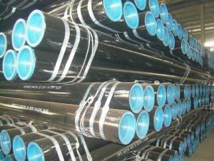 Seamless Pipe with High Quality ASTM A106