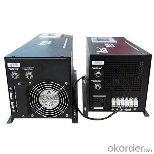 Solar Inverter/1000w LCD Display Combined Pure Sine Hybrid Solar Inverter