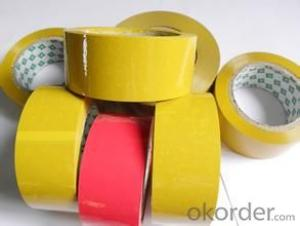 OPP Packing Tapes with Good and Medium Adhesion
