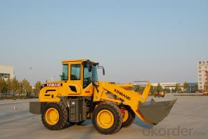 construction machinery ZL30F mini tractor wheel loader  with diesel engine for sale low price