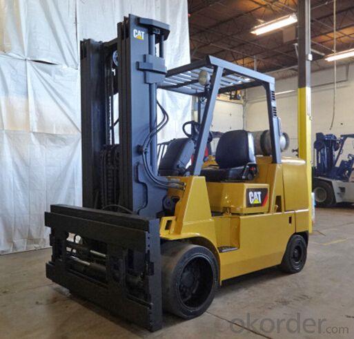 15500 LB capacity diesel pneumatic-mexico