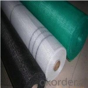 Fiberglass Mesh Applicated on Reinforcement