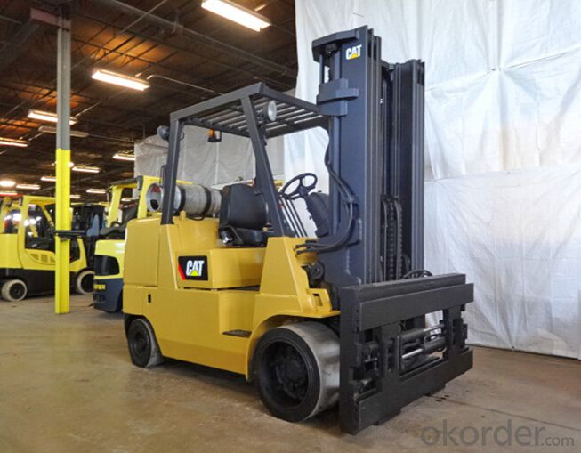 Hydraulic Lift Cushion : Buy electric cushion tire lift trucks lb