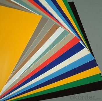 ALUMINIUM PREPAINTED SHEET-Good Price-Hight Qulity