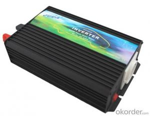 Portable Pure Sine Wave Inverter Model IMP400P
