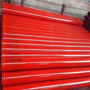 3M Concrete Pump St52 Weld Delivery Pipe