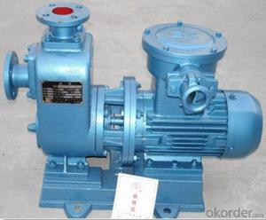 ZX Self-priming Pump, Self-priming Sewage Pumps, High Quality