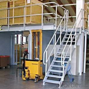 Mezzanine  Type Racking Shelving Systems