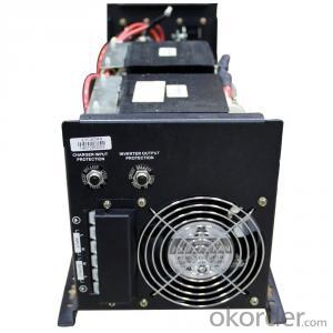 Low Frequency Inverter     Pure Sine Wave (Remote Control) 1000W 12V 220V Inverter
