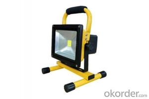Rechargeable 20W LED Work Light High-quality