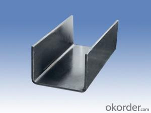 U Shaped Steel of Various Size and Specification