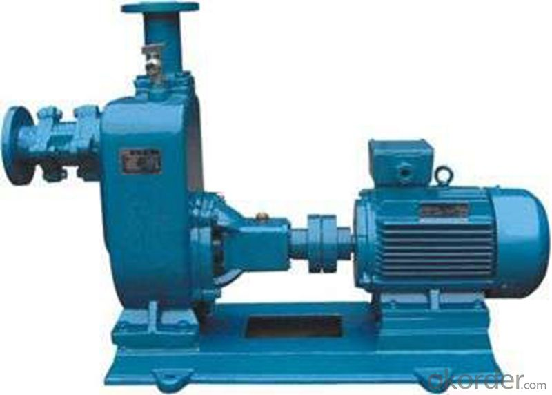 ZX Self-priming Pump, Self-priming Sewage Pumps
