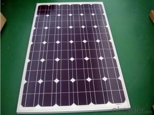 Monocrystalline Silicon Solar Modules 245Watt