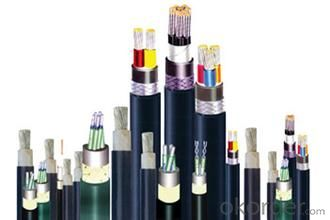 power cable manufacturers Copper Core PVC Insulation PVC Sheath Round Wire