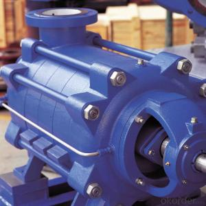Multistage Horizontal  Water Pump for Boiler Feed