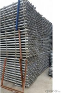 Hot Galvanized Ringlock Scaffolding for Construction and Engineering