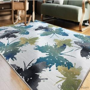 Rubber Carpet / Rug through Machine Make from China All Series