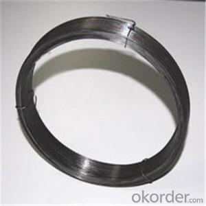 Black Annealed Wire Black Iron Wire with low price