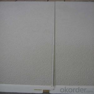 Fiberglass Acoustic Ceiling Density 130K Very Good Sale