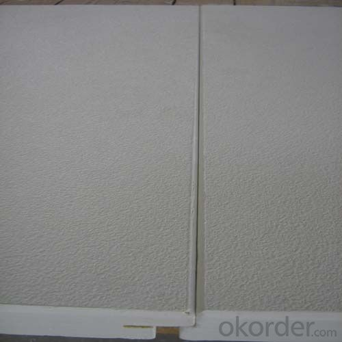 Fiberglass Acoustic Ceiling Density 130K Good Sale
