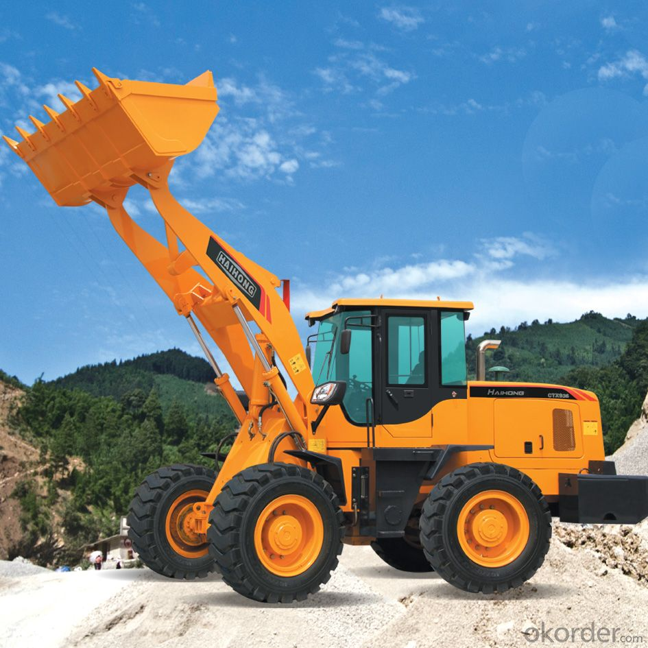 Buy Mini Wheel Loader Haihong Ctx936 Wheel Loader Price