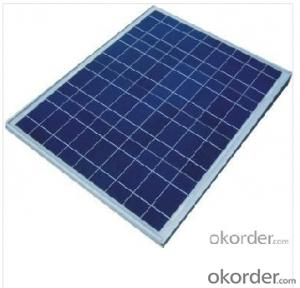 Poly 250w Solar Panels with Competitive Price of CNBM