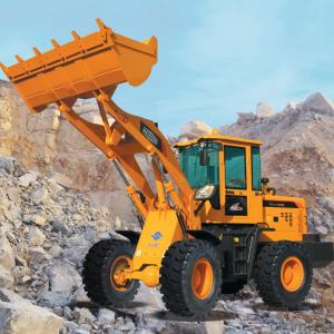 construction machine Haihong CTX930 wheel loader, cheap wheel loader