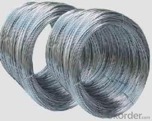 Galvanized wire with good quality from company CNBM China