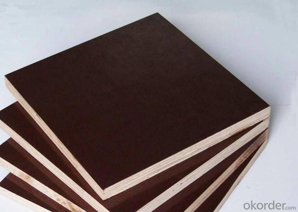 Buy Film Faced Plywood Size As You Request 18mm Chinese Waterproof