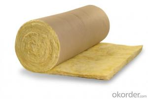 Excellent thermal resistance rock wool blanket with wire mesh Water repellent,asbestos fre