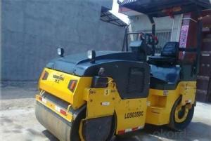 LONKING Brand Double Drum Road Roller CDM5033DD