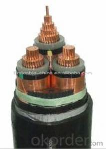 11KV 3c 150mm2 185mm2 300mm2 STA armoured XLPE power cable
