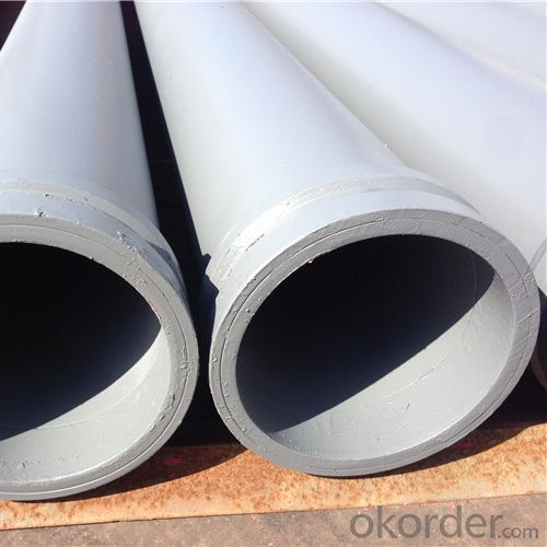3M Seamless Delivery Pipe for Zoomlion Concrete Pump