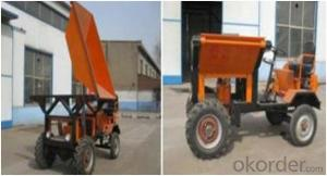 Best selling dump weight 1.5ton small dumper for sale
