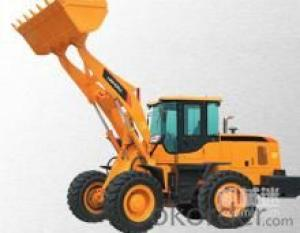 Haihong CTX950 wheel loader, mini wheel loader