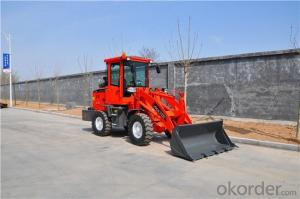 Mini Wheel Loader for Sale with CE/ZL-18A Wheel Loader