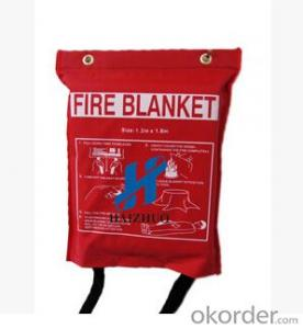 Fire Blanket Fiberglass material Urgency Use