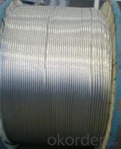 ACS CCS CCA WIRE Aluminum clad steel/ Copper clad aluminum/ Copper clad steel wire