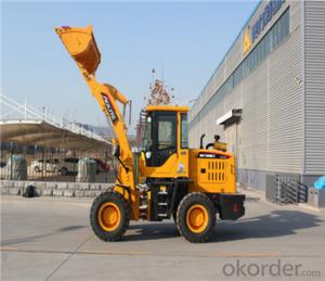 Front Wheel Loader with CE/Articualted Small Wheel Loader ALT930