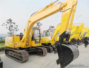 WY75 small crawler excavator with top quality