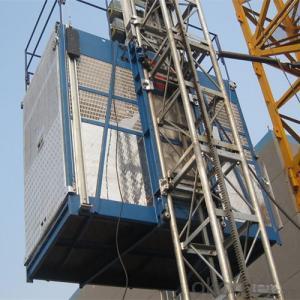 Construction Hoist Building Machinery Lifter