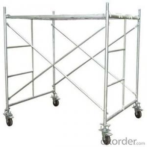 h frame scaffolding parts ladder frame scaffold