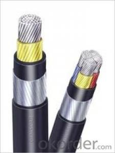 power cable manufacturers Copper Core Heat-resistance 105oC PVC Insulation