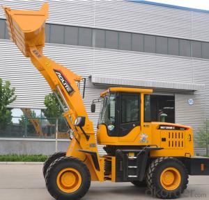 1.8 Ton Front End Loader Ce Certificated New Condition